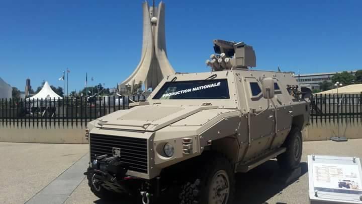 الصناعة العسكرية الجزائرية عربات Nimr(نمر)  - صفحة 10 35753742116_019396166b_o