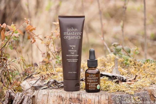 John Masters Hiustuotteet Luonnonkosmetiikka Hoitoaine Hiusöljy kokemuksia hiustenhoito vinkit pitkille hiuksille blogi