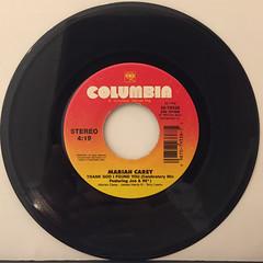 MARIAH CAREY:THANK GOD I FOUND YOU(RECORD SIDE-B)