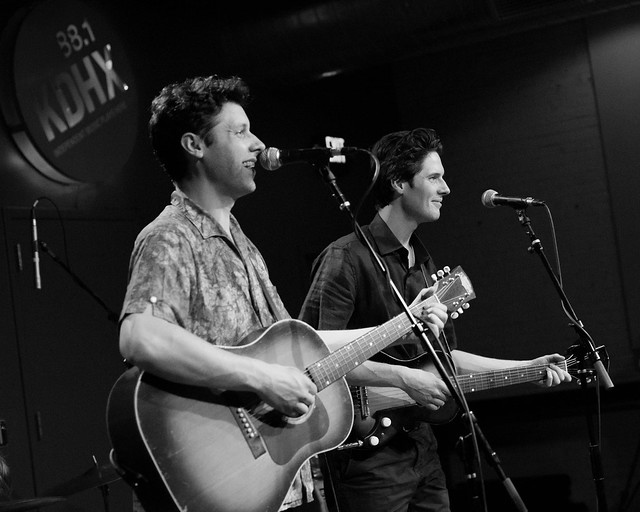 The Cactus Blossoms at The Stage at KDHX, June 1, 2017