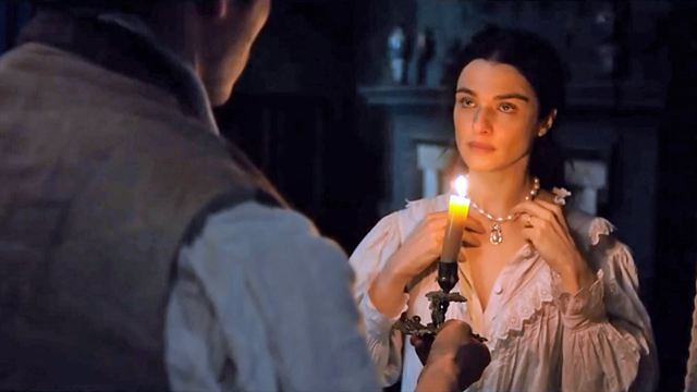 Rachel Weisz is a cunning piece of work in MY COUSIN RACHEL.