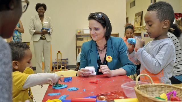 Alberta signs multilateral child care framework