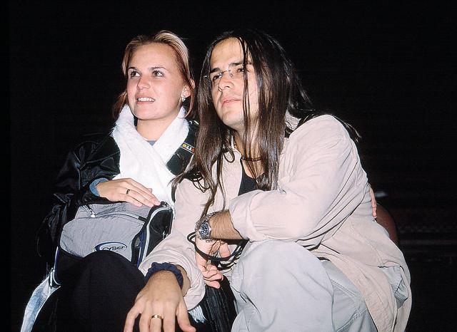 Carolina-Sabino--Kike-Duque---Foto-Cromos