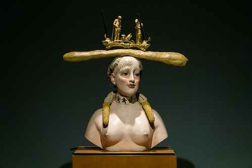 Mujer Salvador Dali