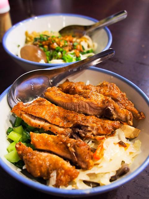 新北/鶯歌–古早味排骨飯–厚道飲食店