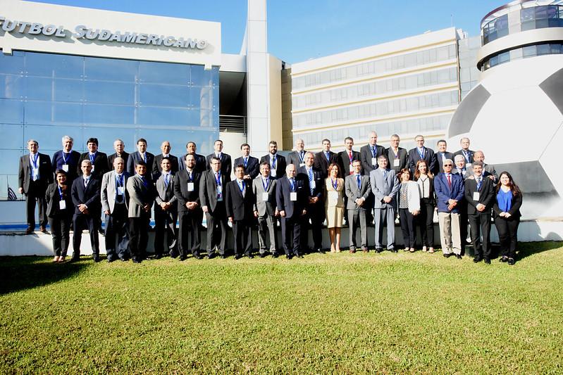 Seminario de la Unidad Antidopaje de la CONMEBOL