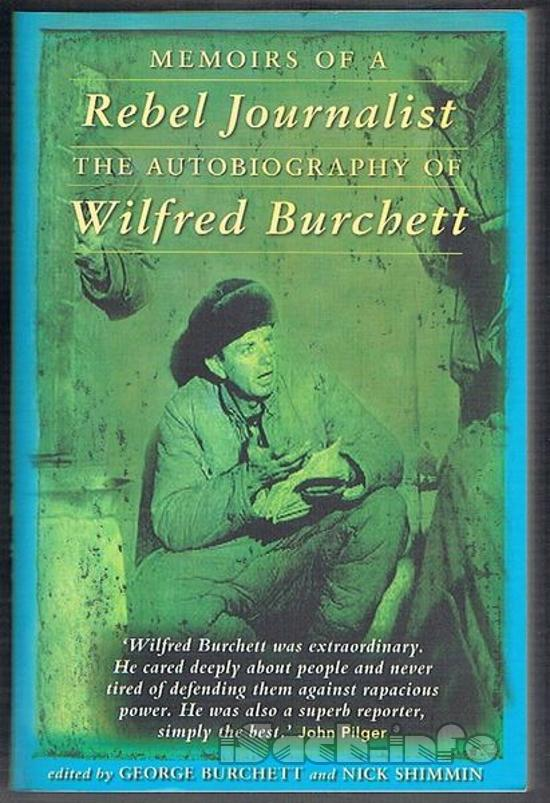 Hồi ký Wilfred Burchett - Wilfred Burchett