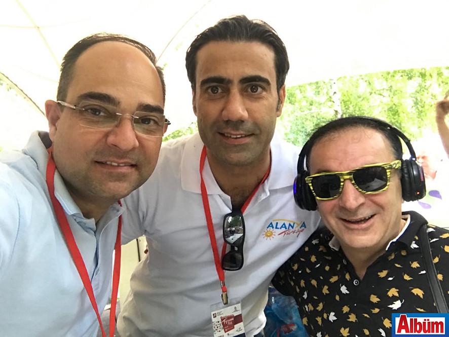 Gürol Birgen, Mehmet Dahaoğlu ve Guram Granovskiy