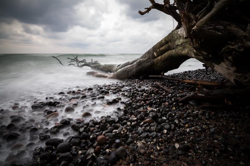 Landschaftsfotografie am Meer