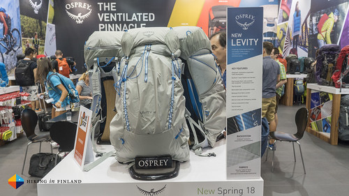 Osprey Levity 45 | by HendrikMorkel