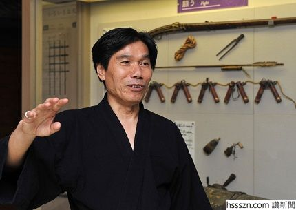 JAPAN-LIFESTYLE-HISTORY-NINJA-FILES