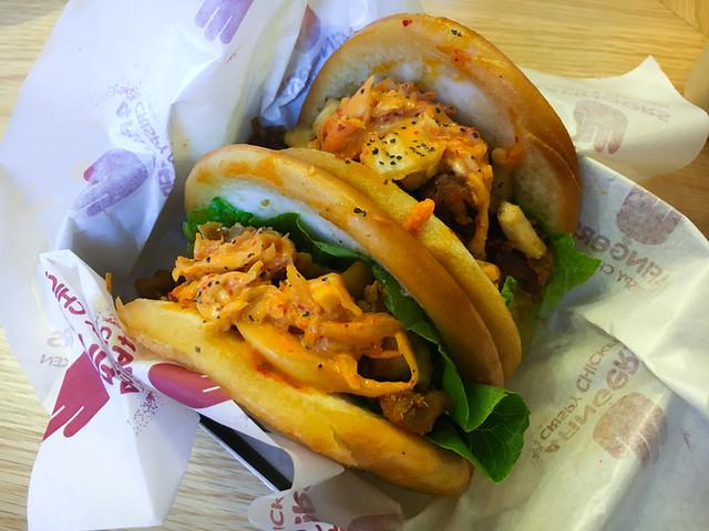 4Fingers Crispy Chicken-Chicken Katsu Sandwich