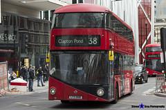 Wrightbus NRM NBFL - LTZ 1006 - LT6 - Clapton Pond 38 - Arriva - London 2017 - Steven Gray - IMG_9393