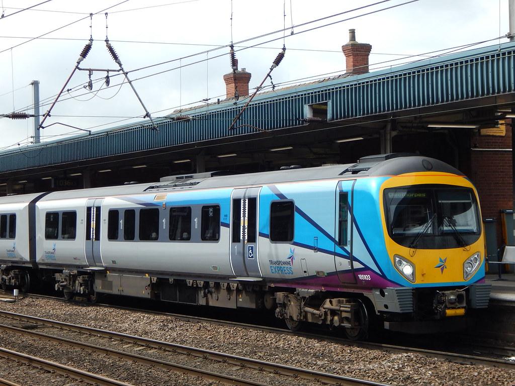 Transpennine Express 185103 - Doncaster