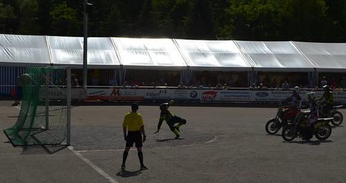 Puma Kuppenheim 3:6 Deutsche Nationalmannschaft