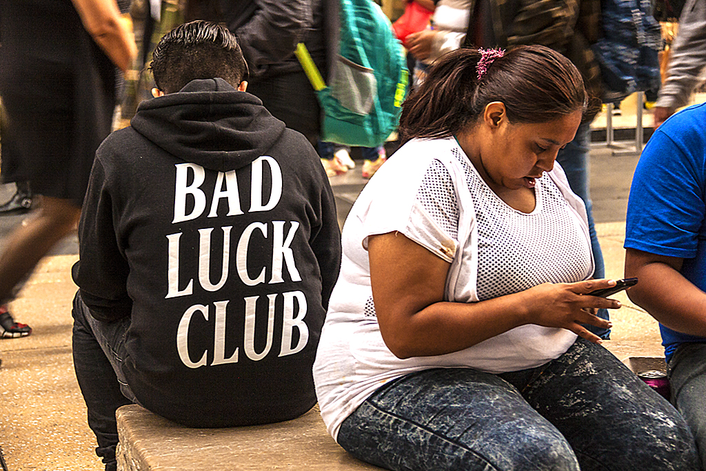 BAD LUCK CLUB--Mexico City
