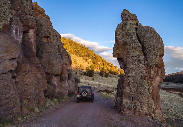 Road Pinnacle