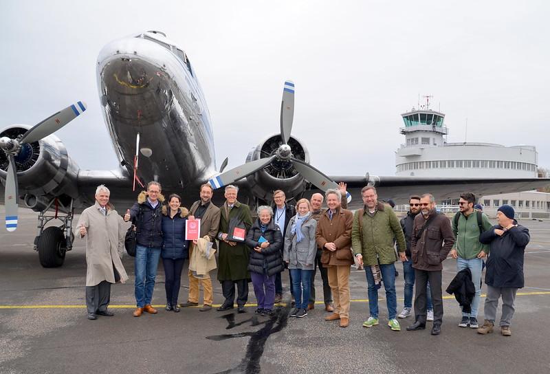 Visit to Helsinki-Malmi Airport