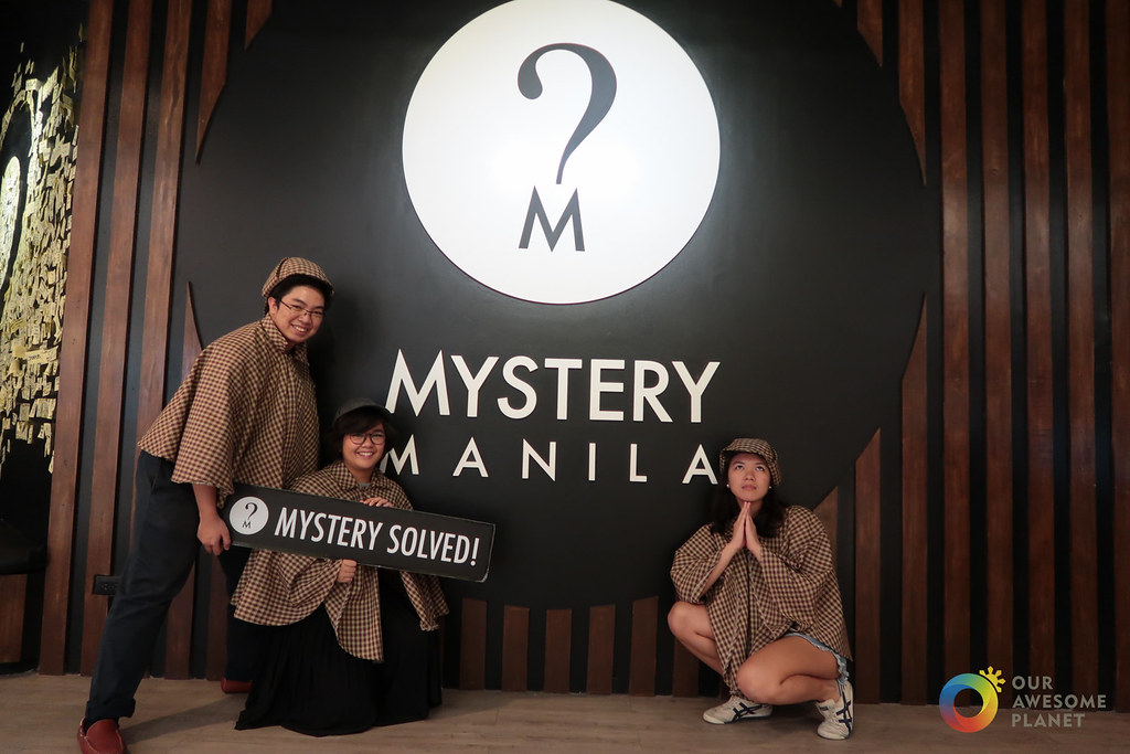 Mystery Manila: Mr. Moriarity