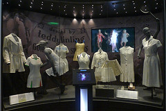 London - Wimbledon Museum Serena Venus