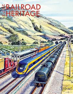 Railroad Heritage 49, Summer 2017