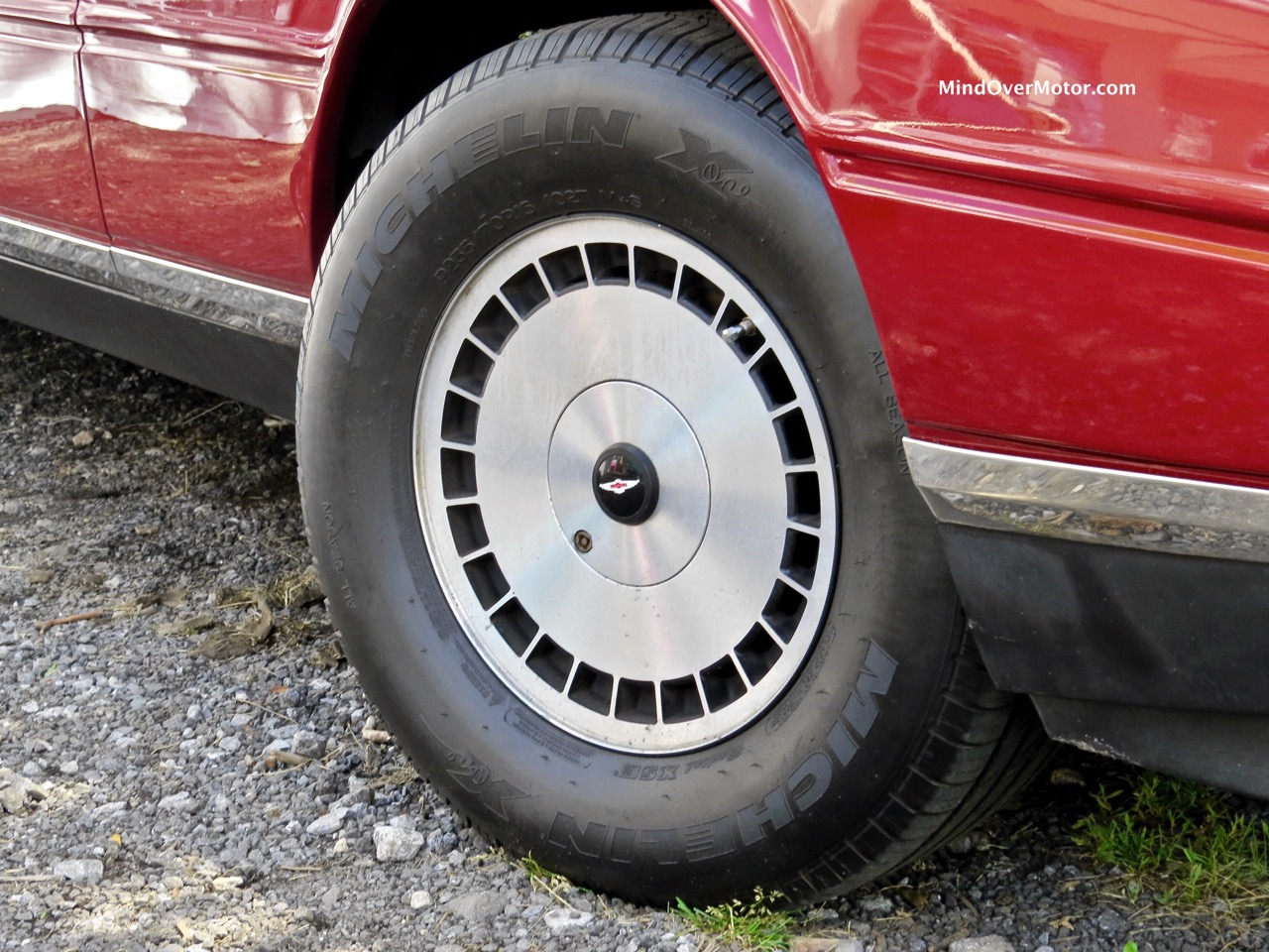 Aston Martin Lagonda Wheel