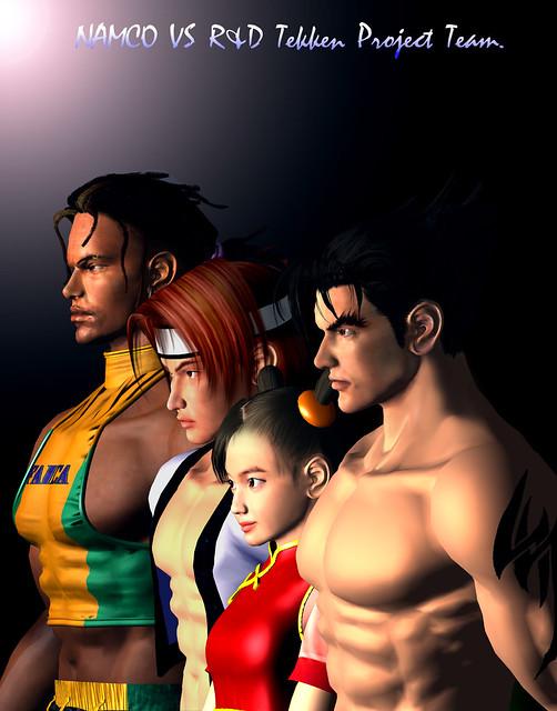 Tekken5