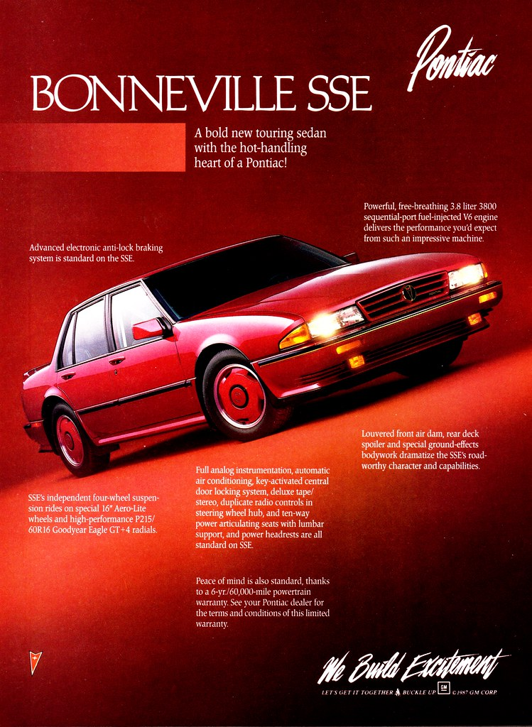 1988 Pontiac Bonneville SSE | Alden Jewell | Flickr