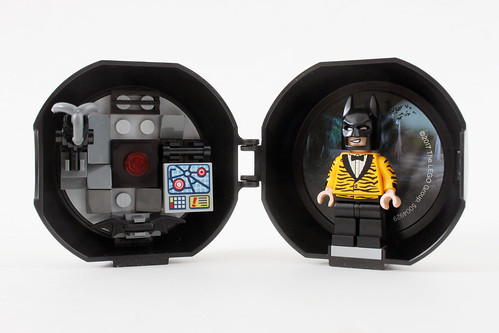 The LEGO Batman Movie Batman Battle Pod (5004929)