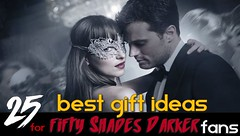 Best Gift Ideas for Fifty Shades Darker Fans