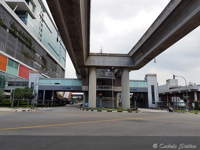 Joo Koon MRT Station 03