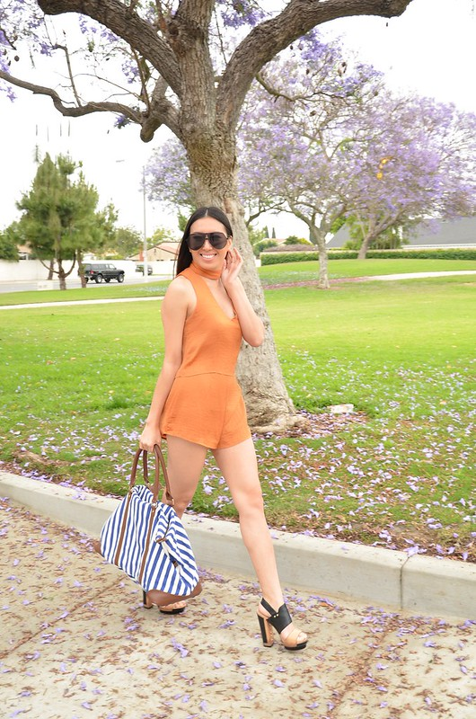 fashion blogger,lovefashionlivelife,joann doan,style blogger,stylist,what i wore,my style,fashion diaries,outfit,shop tobi,romper,summer style,zerouv,lulu dharma,weekend bag,accessories