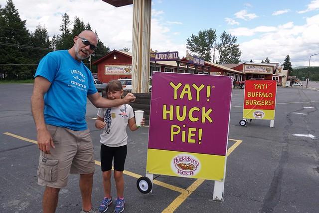 Huck Pie