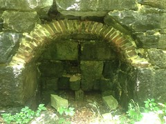 Akin Lime Kiln Front Arch Detail