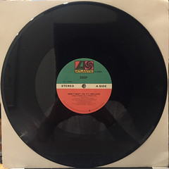 DEEP:DON'T WAIT(TILL IT'S TOO LATE)(RECORD SIDE-A)