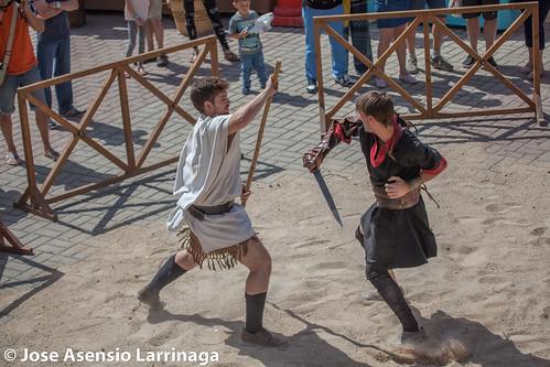 Festival Romano de Andelos en Mendigorría 2017 #DePaseoConLarri #Flickr -68