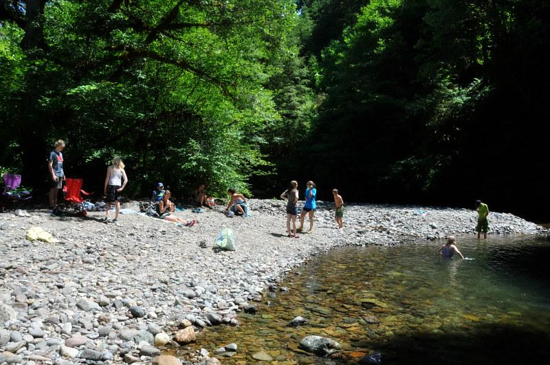 Iron Mountain Hike House Rock Swim @ Mt. Hope Chronicles