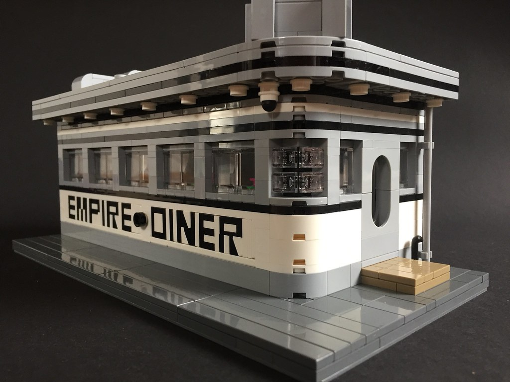 Empire Diner NYC
