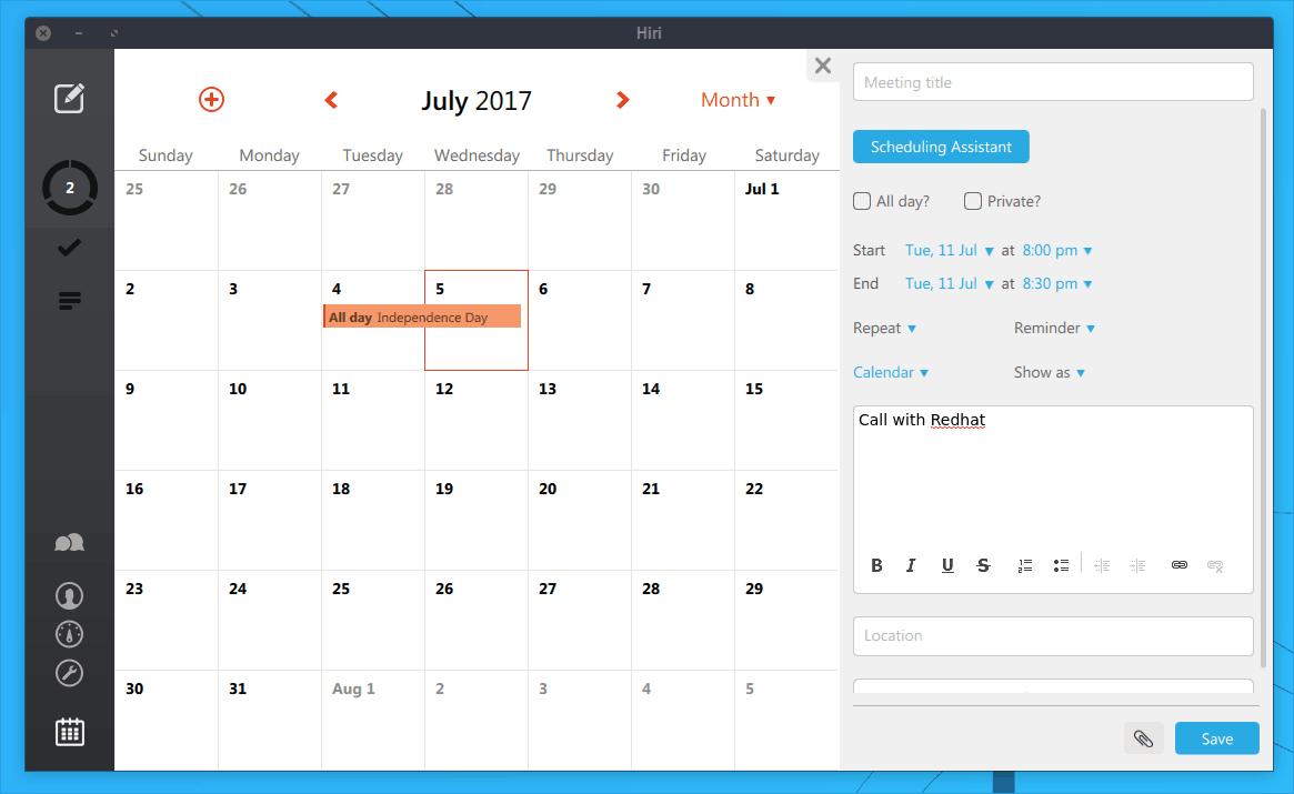hiri-calendar