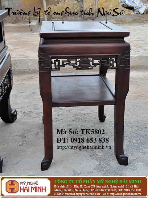 TK5802k  Truong ky to ong duc tich Ngu Su  do go mynghehaiminh
