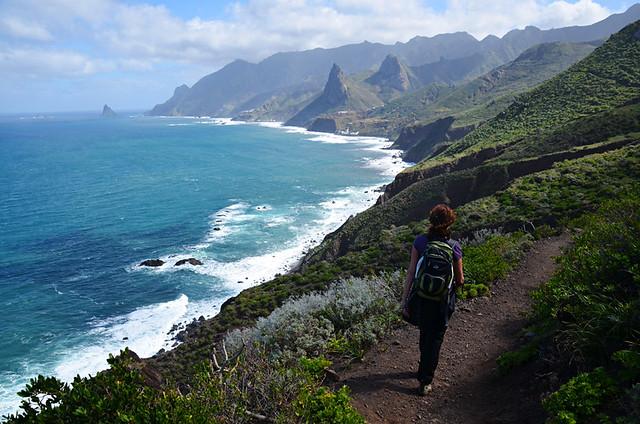 Distance, Anaga, Tenerife