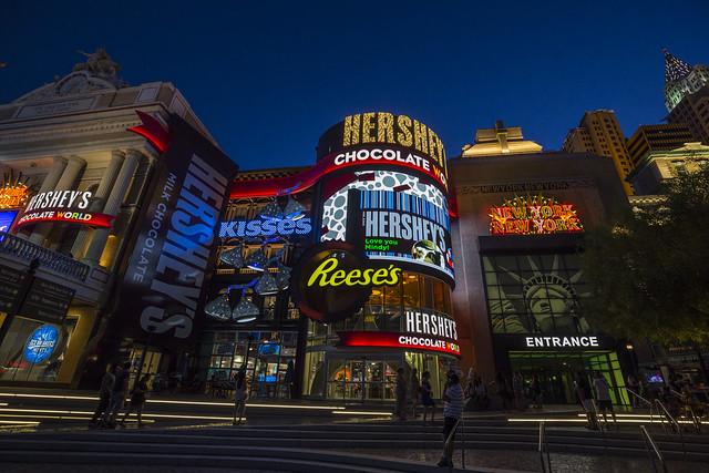 New York New York Hotel Casino Las Vegas Flickr