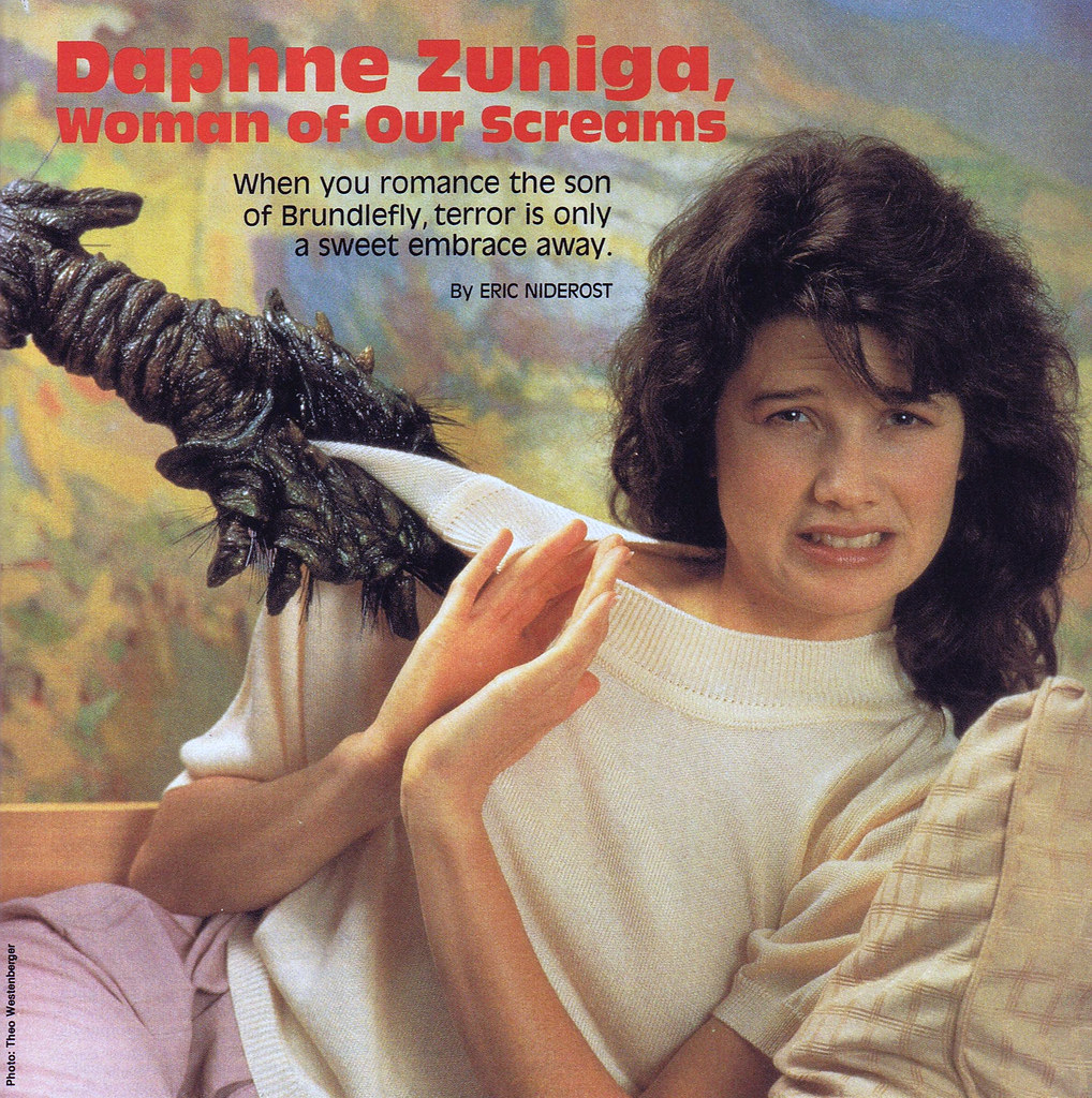 Watch Daphne Zuniga video