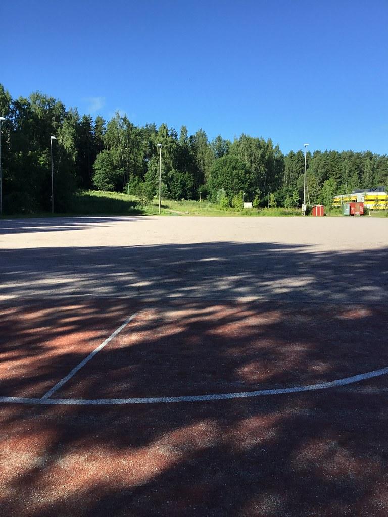 Kuva toimipisteestä: Espoon Koulumäki / Hiekkakenttä
