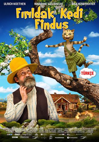 Fırıldak Kedi Findus - Pettersson und Findus – Kleiner Qualgeist, Grobe Freundschaft (2017)