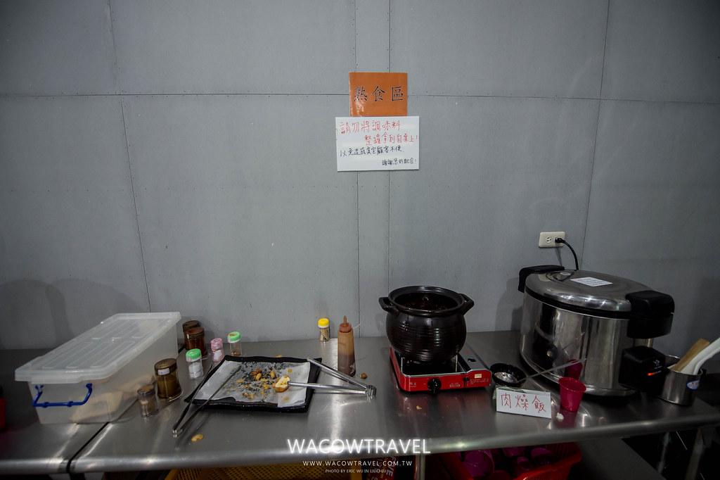 小琉球美食-筑安心燒物BBQ熟食區