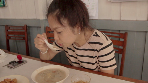 Sweet Soup • Rice Pork Porridge Congee • ข้าวต้มหมู • Songkhla • THAILAND 10 | by OXLAEY.com