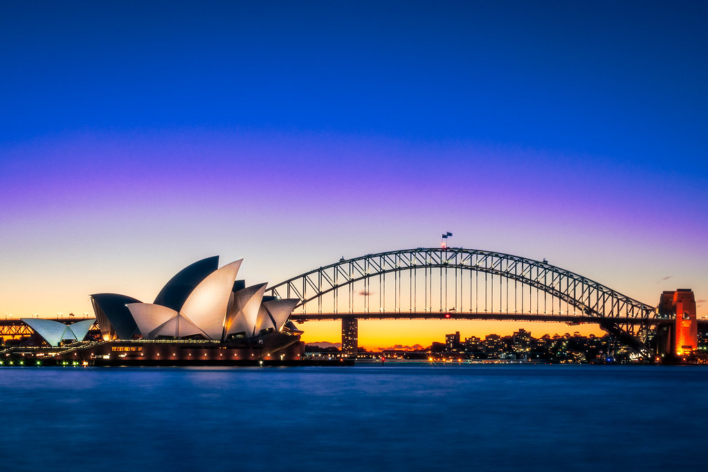 35846322850 bf0e71ae18 b - Get Images Of Sydney Harbour Bridge And Opera House  Background