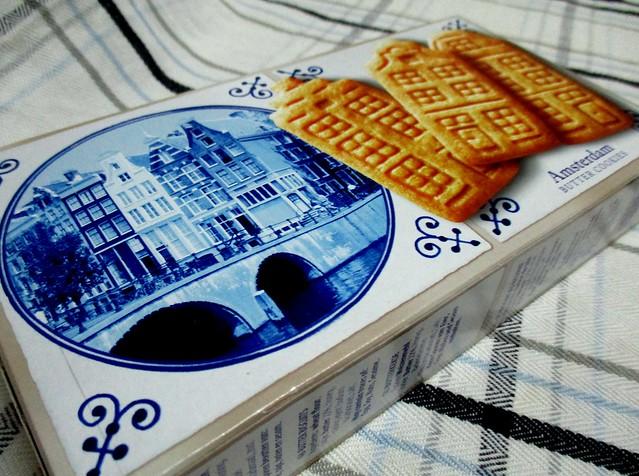Amsterdam butter cookies 1