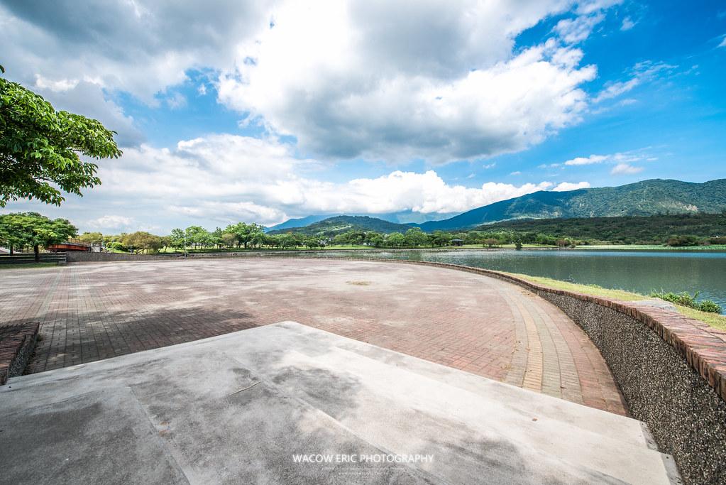 大坡池親水廣場